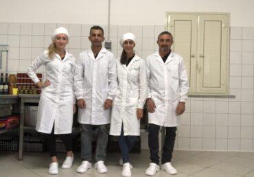 Inaugurazione del laboratorio di trasformazione